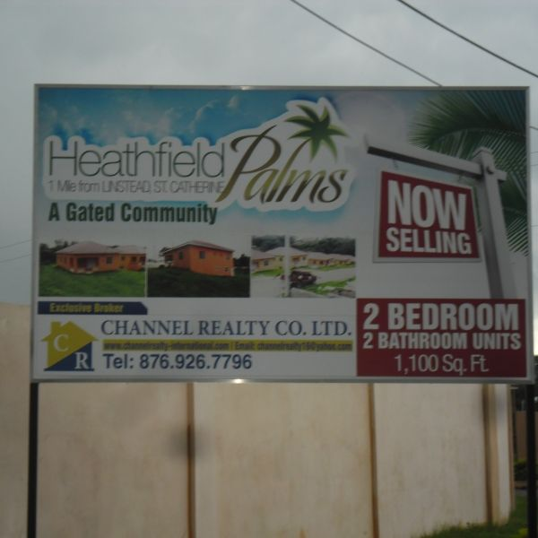 House for Sale - Heathfield Palms, Linstead